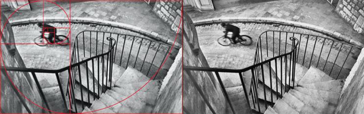 composicion fotografica regla de los tercios vigo fotografia