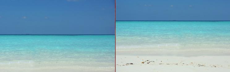 composicion fotografica regla horizonte vigo fotografia