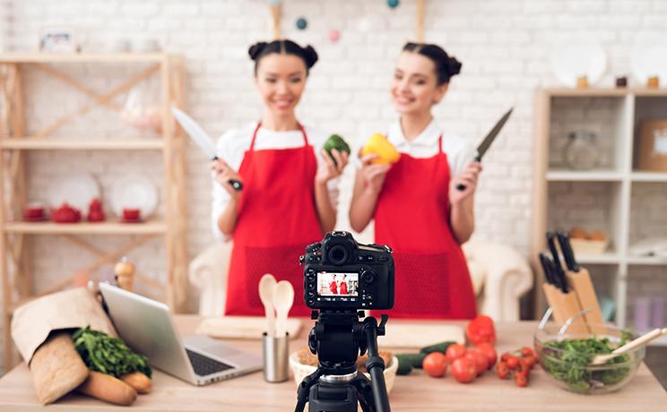 video marketing gastronómico Galicia
